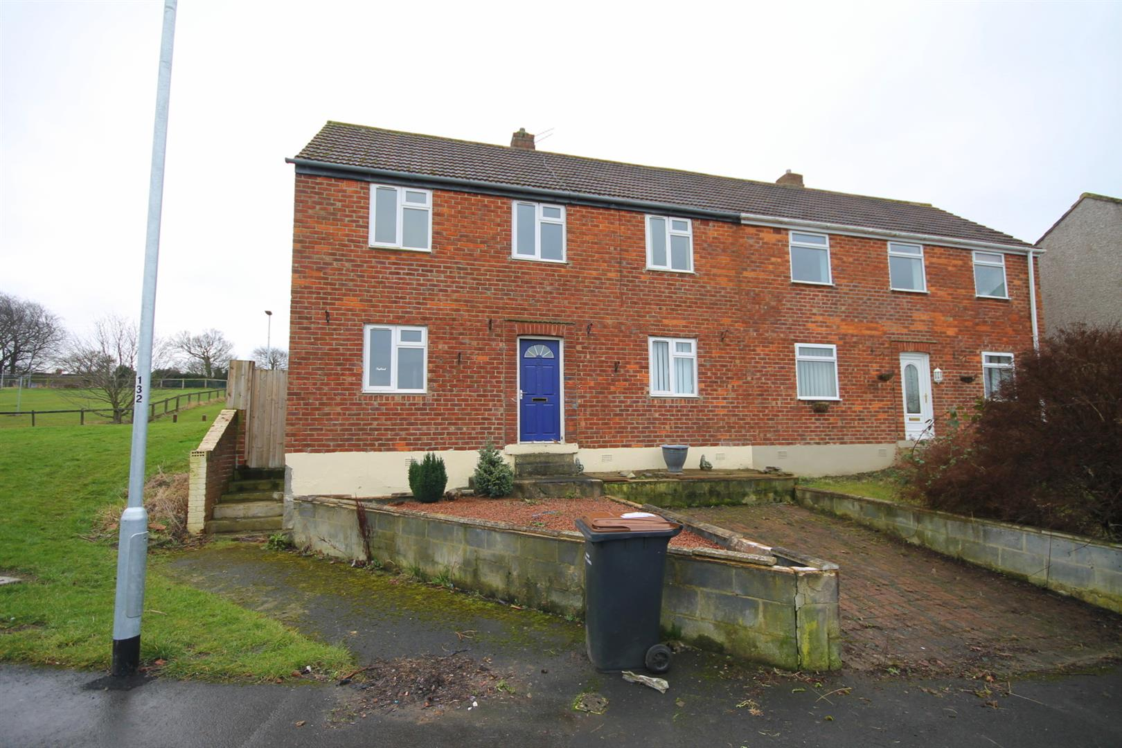 3 Bedrooms Semi Detached House for sale in College View, Bearpark, Durham